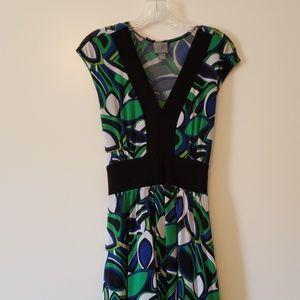 Rabbit, Rabbit Designs Knee length Dress sz10